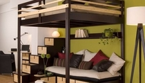 loft bed