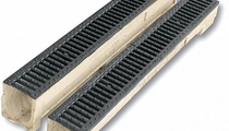 grated drain channel