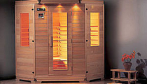 infrared sauna