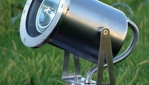 exterior projector