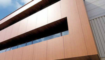 composite facade cladding