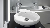 counter-top washbasin