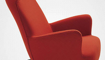contemporary wingchair