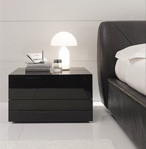 Gentil Bedside Tables, Or Nightstands Are Small Pieces Of Furniture Placed Next To  A Bed. ArchiExpo Organizes Bedside Tables By Style, Including Modern, ...
