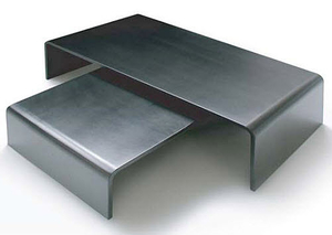 metal table - all architecture and design manufacturers - videos