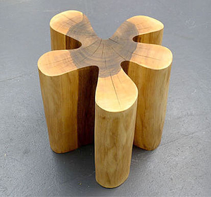 wooden-stool