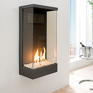 wall-mounted-fireplace