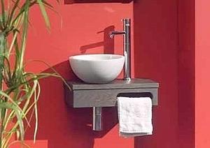 hand-basin
