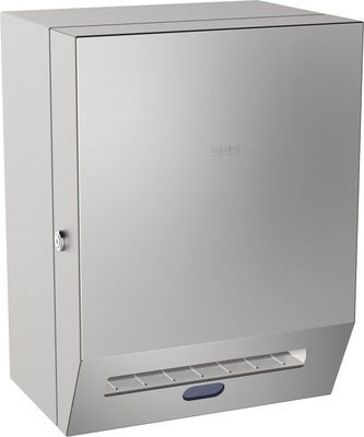 commercial electronic bathroom paper towel dispenser rodx630e franke water systems