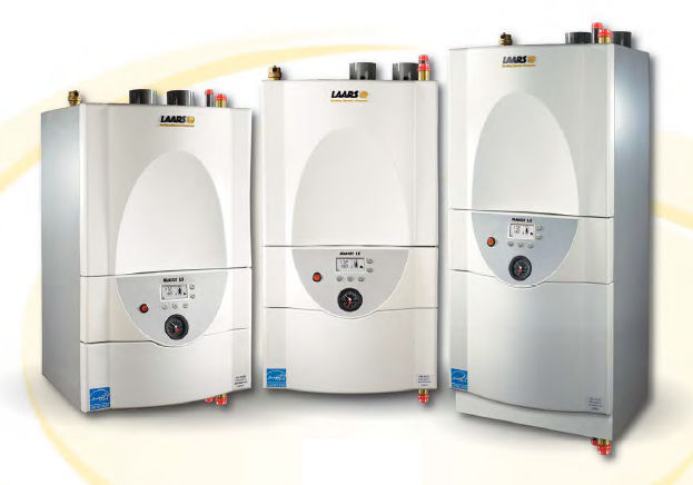 Gas boiler / wall-mounted / residential - MASCOT LX - Laars - Videos