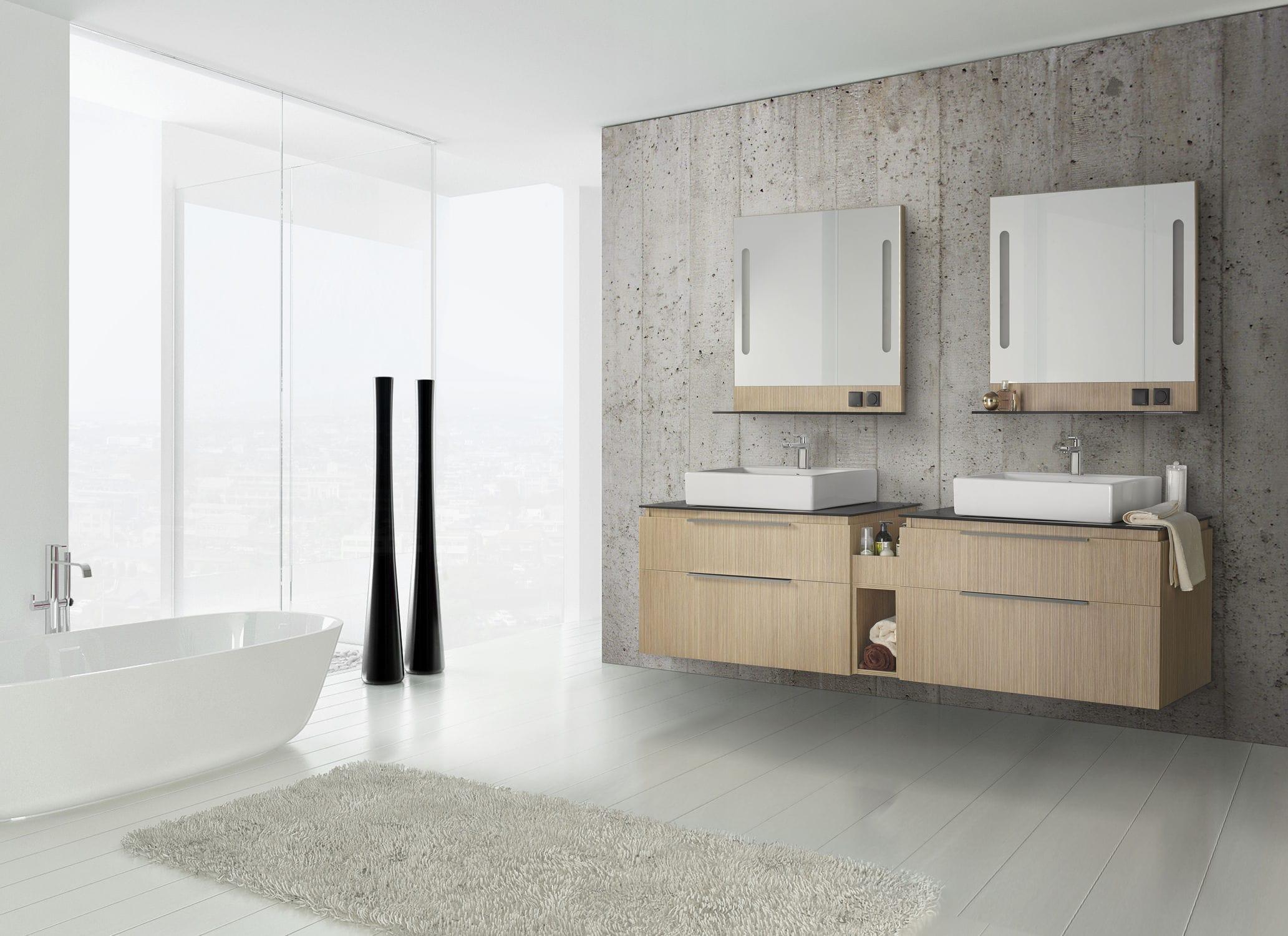 Contemporary bathroom - GLOBE - BMF Bad