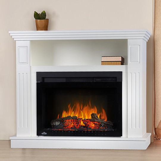 Traditional Fireplace Mantel Steel Nefp24 2217w