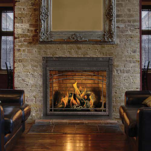 Gas Fireplace Hearth
