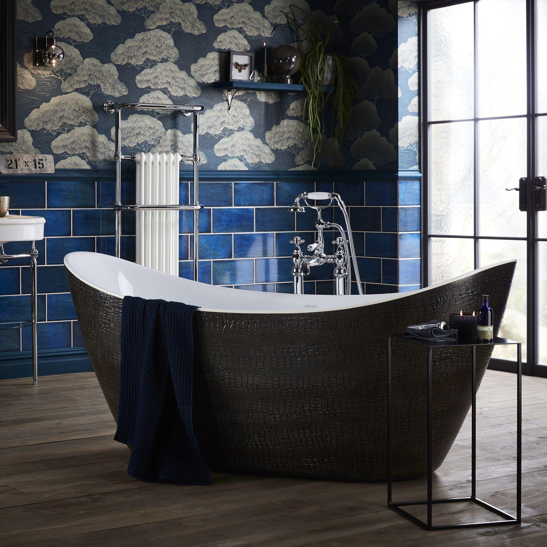 Freestanding bathtub / acrylic / double - ALDERLEY BALFS00CRC ...