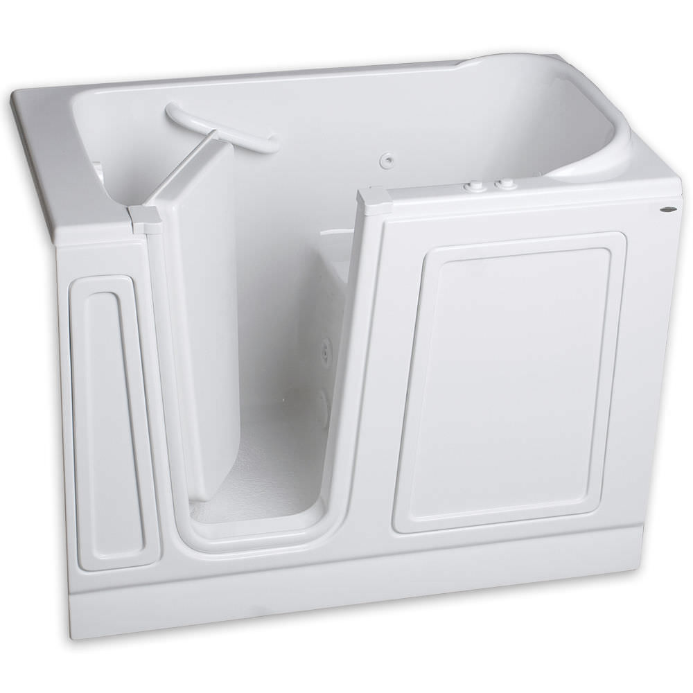 Free-standing bathtub / acrylic / walk-in / handicapped - COMBO ...