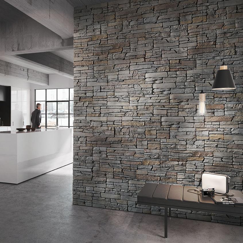 Concrete Wall Cladding Panel Interior Exterior Textured Orion