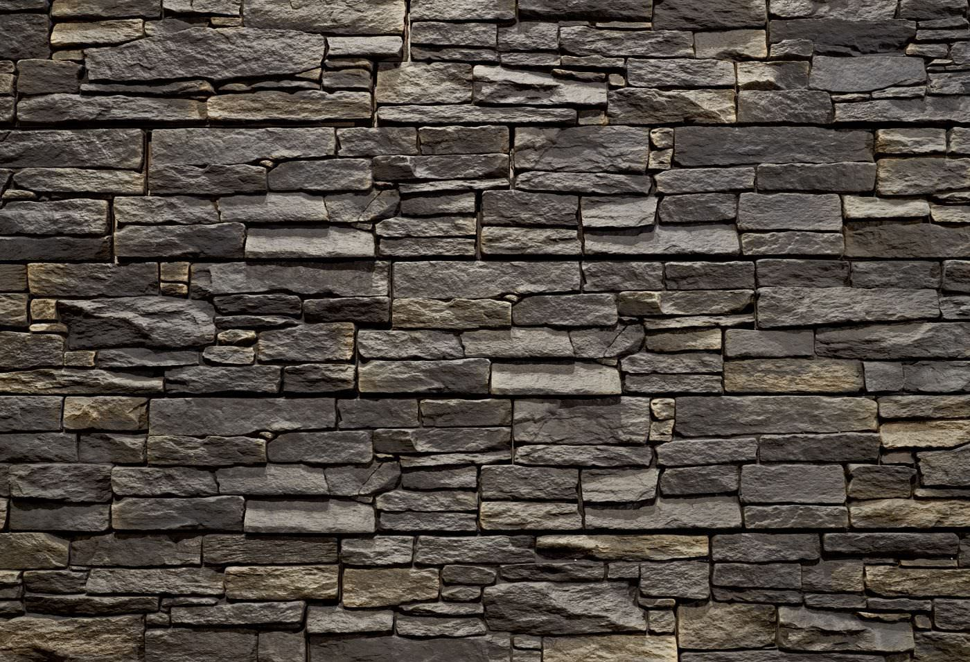Marvelous Stone Tiles For Outdoor Walls Designs