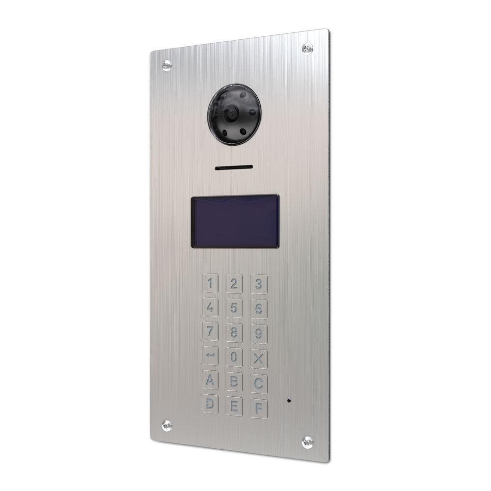 Vandal Proof Door Station With Camera Metal