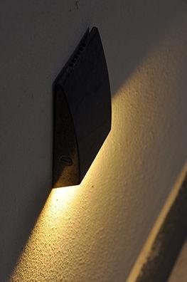 next wall lighting. Contemporary Wall Light / Outdoor Metal LED Next Lighting