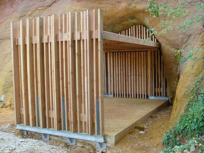Wooden structural panel / solid - Wooden Structural Panel / Solid - DECKER EUGEN HOLZINDUSTRIE