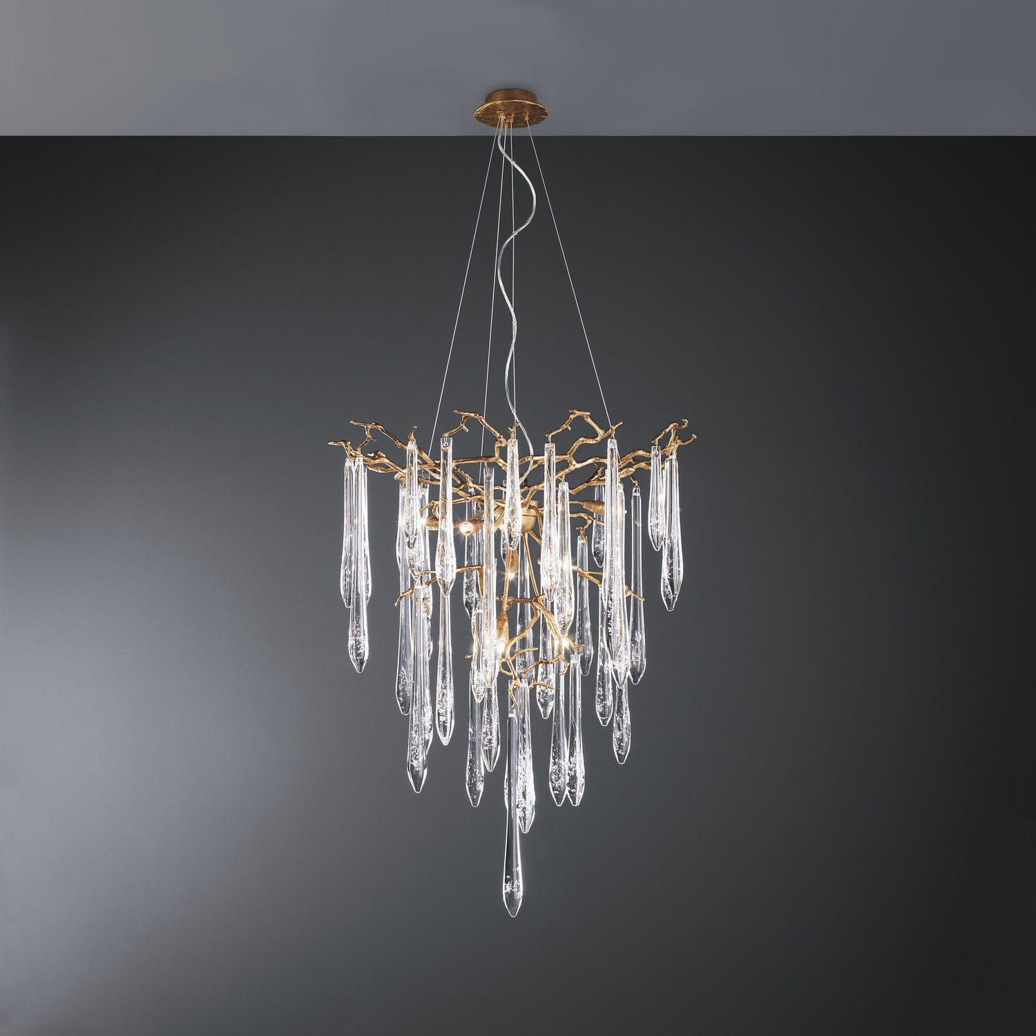 Traditional chandelier glass bronze halogen aqua ct32598 traditional chandelier glass bronze halogen aqua ct32598 arubaitofo Image collections