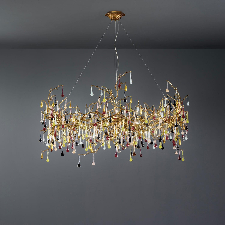 Traditional chandelier glass bronze halogen bijout traditional chandelier glass bronze halogen bijout ct331525 arubaitofo Image collections