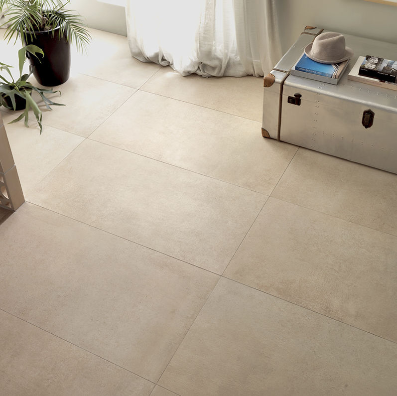 Indoor tile / bathroom / living room / floor - CRAFT CRU - RUBICER