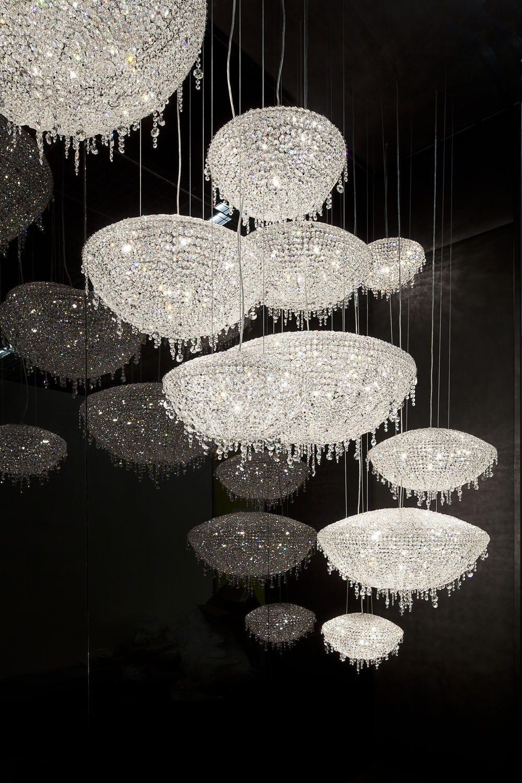 Contemporary chandelier crystal halogen handmade iceberg contemporary chandelier crystal halogen handmade arubaitofo Image collections