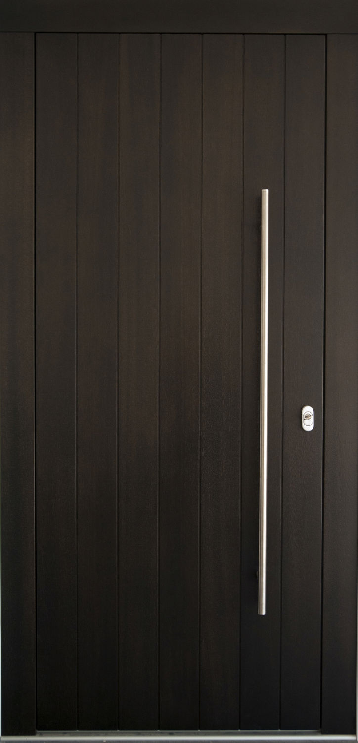 Entry Door  Swing  Solid Wood TYLISSOS Block - Solid front doors