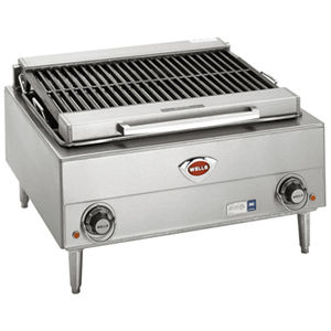Electric grill / countertop / commercial - B-40 - Wells Bloomfields