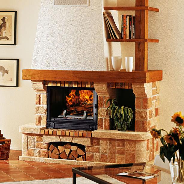 Traditional Fireplace Surround Stone Oak Adelaide Richard