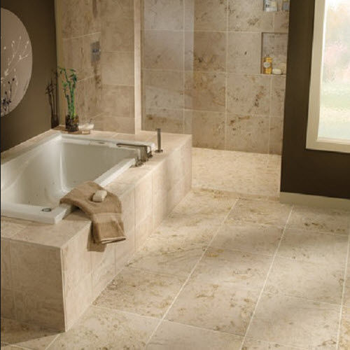 Indoor Tile Floor Natural Stone Polished
