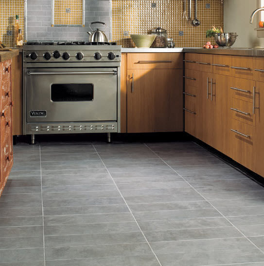 Indoor Tile / Kitchen / Floor / Porcelain Stoneware ...