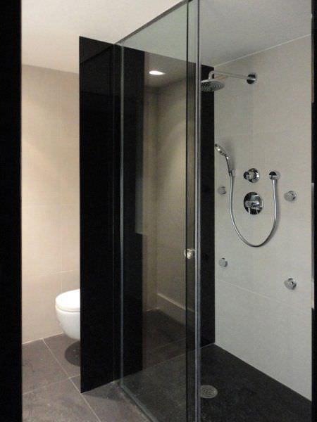Delightful Laminated Glass Panel / Tempered / For Showers / Colored   HOTEL ALEXANDRA  By BORRELL ESTUDI Du0027ARQUITECTURA