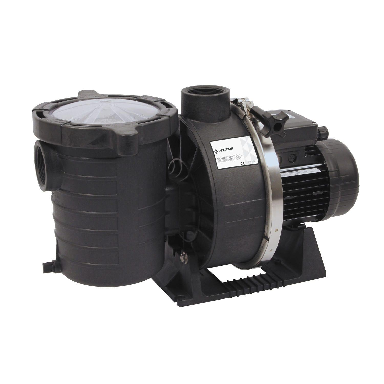 Swimming pool pump - ULTRAFLOW® PLUS - Pentair Aquatic Systems