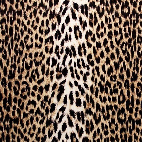 Upholstery Fabric Animal Print Velvet Ocelote Equipo Drt