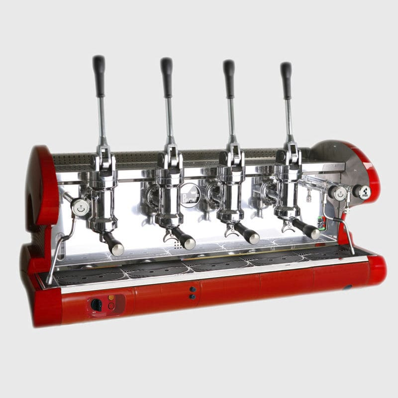 Espresso Coffee Machine Lever Commercial Manual Bar 4l