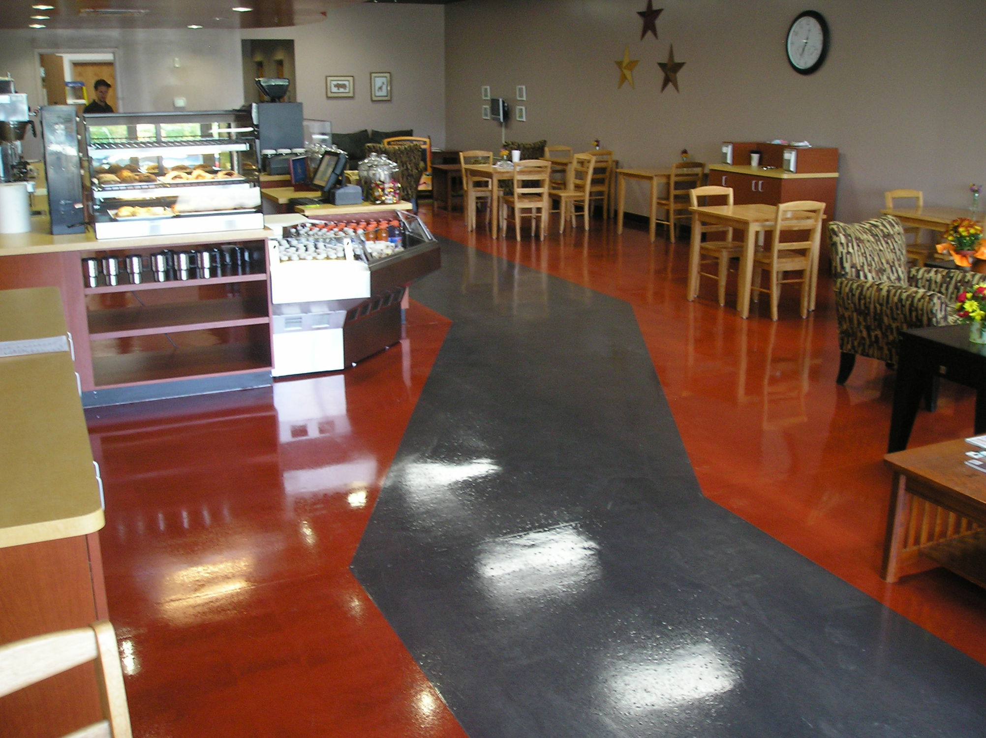 private cars importance sports prep s foot metallic store profile the it high owned owner img residence is surface min memorabilia of floors to flooring by client square used charcoal this epoxy a for decorative floor