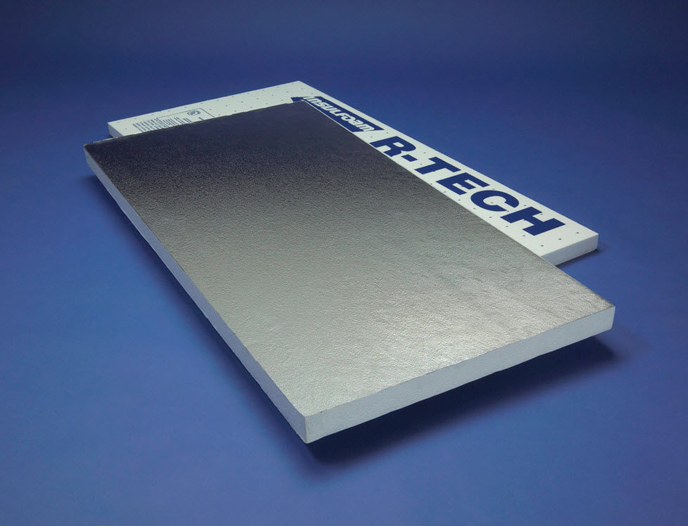 thermal insulation expanded polystyrene interior panel rtech