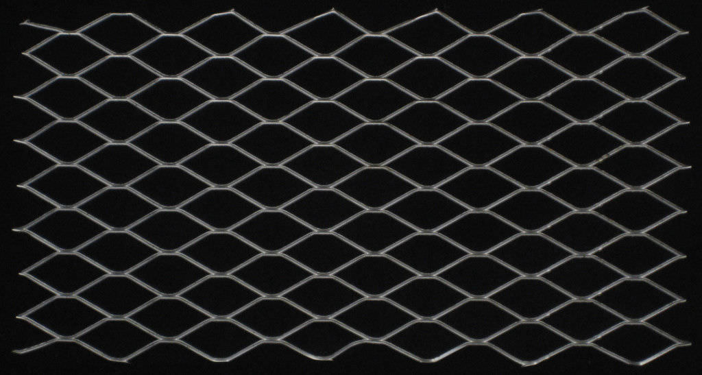 Wire foundation mesh / stainless steel / diamond mesh - SS304/316 ...