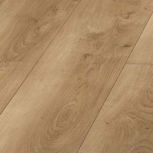 Oak Laminate Flooring Clip On Wood Look Home D 2594 Kronopol