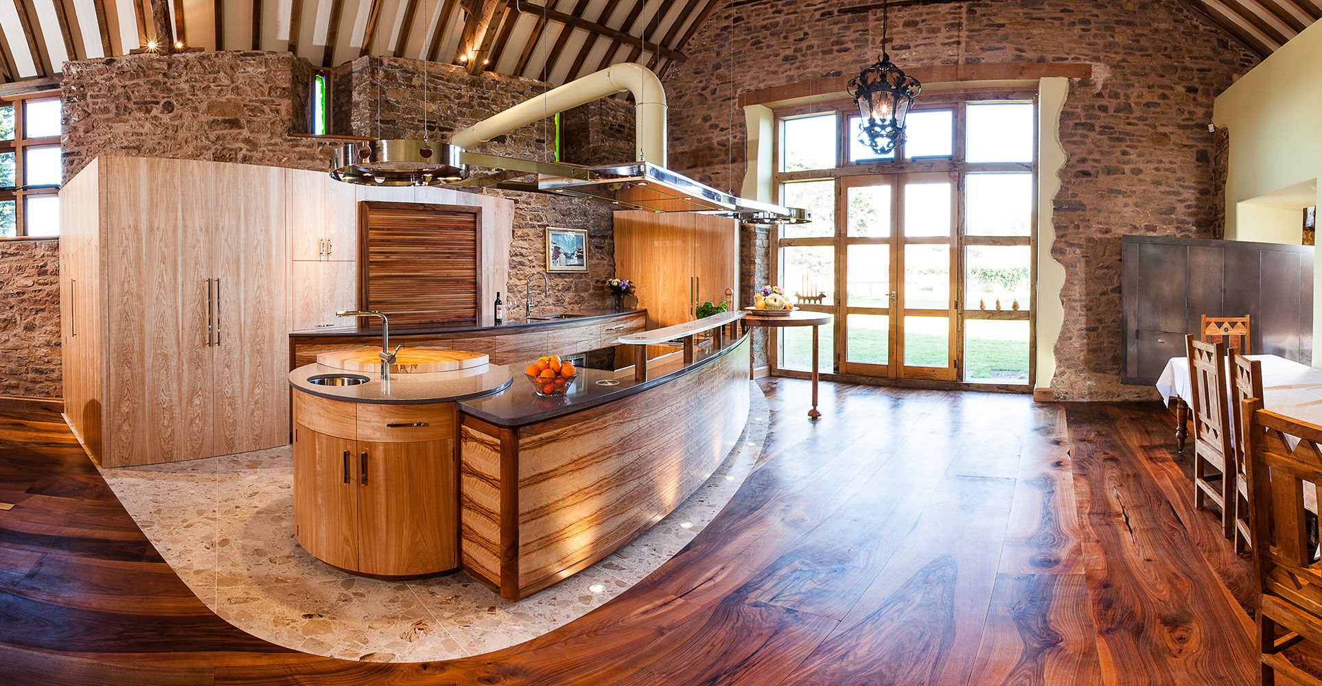 Of Hardwood Floors In Kitchens Contemporary Kitchen Wooden Stainless Steel Maple Tithe