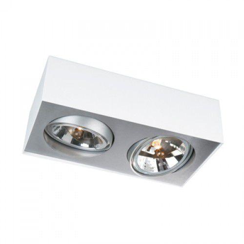 ceiling mounted spotlight indoor halogen rectangular bloq 5700231li5700230li lirio ceiling mounted spot light