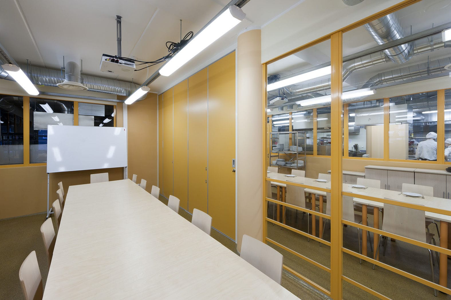 aluminum office partitions. Folding Partition / Aluminum For Offices Soundproofed Office Partitions O
