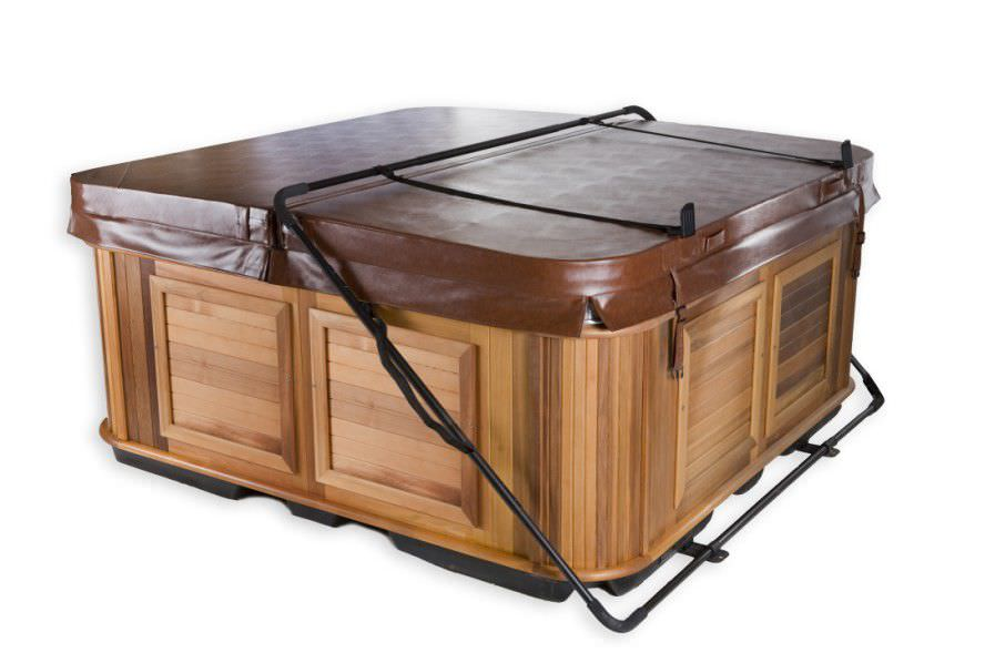 spa cover cabinet free cover rest arctic spas