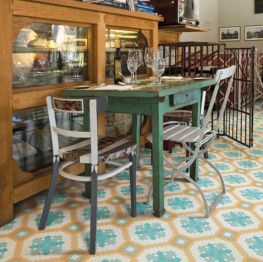 Living room tile / wall / floor / marble dust - PUERTO RICO ...