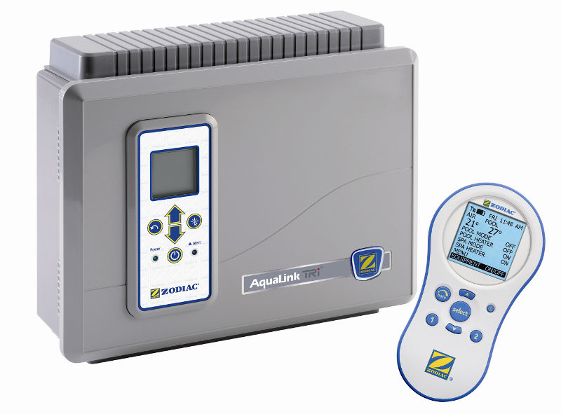 Swimming pool home automation system / for interior / indoor / for ...