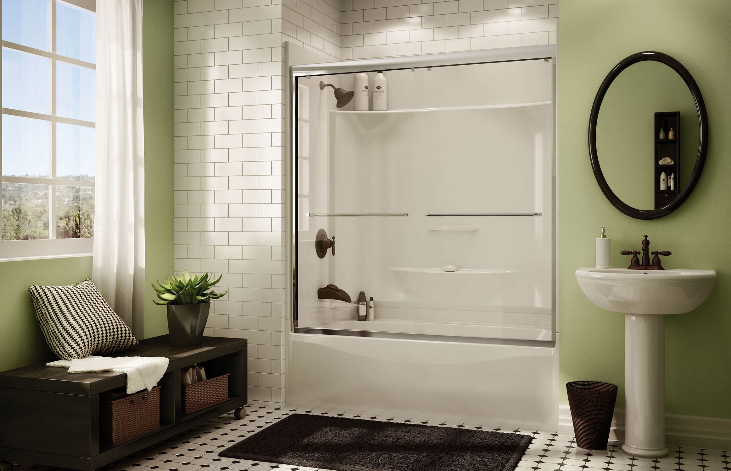 Built in bathtub shower combination   rectangular   acrylic KDTS 3260 MAAX  bathroom  Built in bathtub shower combination   rectangular   acrylic   KDTS  . Maax Tub Shower Combo. Home Design Ideas