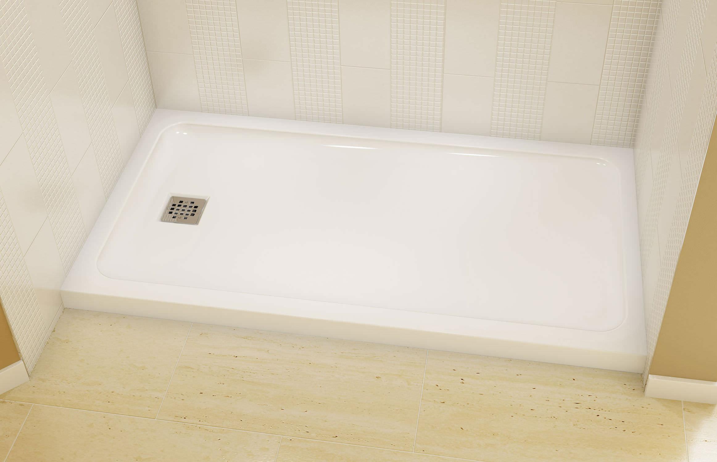 Maax Shower Pans - Shower Designs