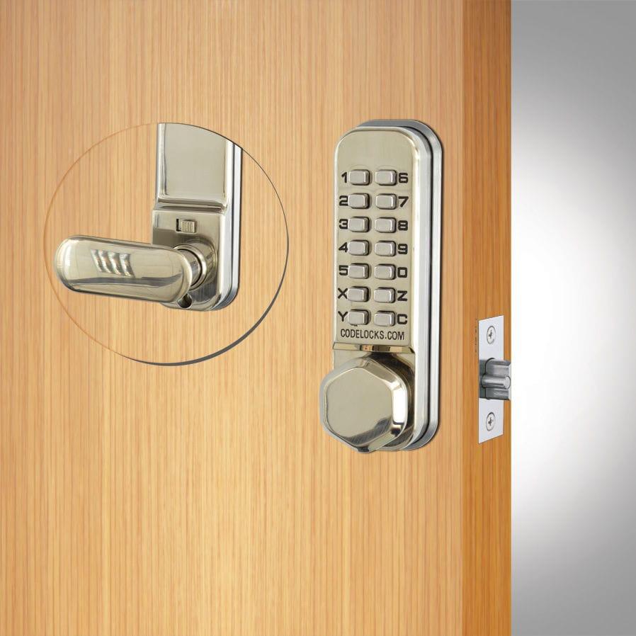 Mechanical lock / door / combination - CL255 - CODELOCKS - Videos